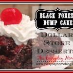 Dollar Store Desserts