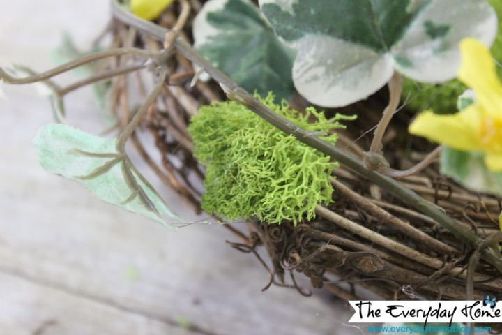 How to Craft a Birds Nest with Eggs by The Everyday Home