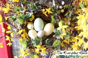 How to Craft a Bird Nest with Eggs