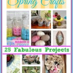 25 Spring Craft Projects