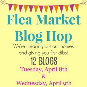 Flea Market Blog Hop at The Everyday Home Blog