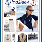 Summer Nautical Fashion