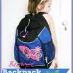 Budget Backpack Makeover