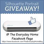 Silhouette Portrait Giveaway