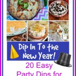 New Year's Eve Dips