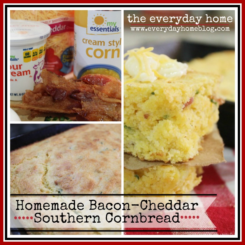 recipe: homemade southern cornbread [36]