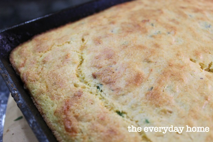recipe: homemade southern cornbread [32]