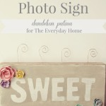 Painted Wood Sign Tutorial