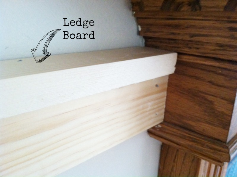 An Easy and Inexpensive Wall Treatment by The Everyday Home