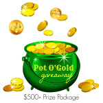 St Paddy's Day Giveaway