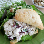 Deli Style Chicken Salad