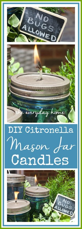 DIY Citronella Mason Jar Candles The Everyday Home Blog www.everydayhomeblog.com (24)