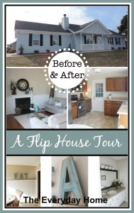 Before and After: A Flip House Tour
