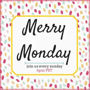 Merry-Monday-Button
