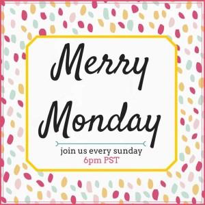 Merry-Monday-Button