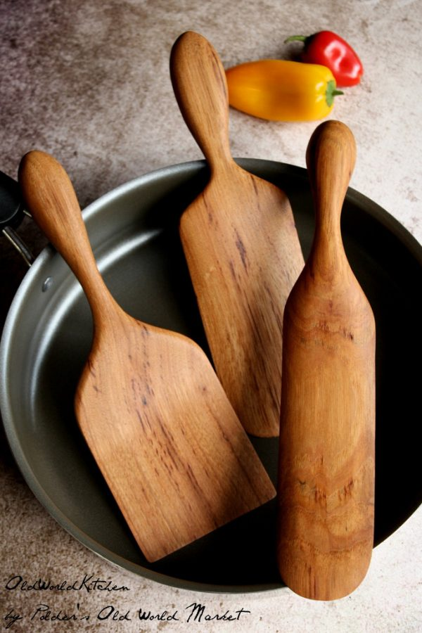 Ultimate Spatulas by Polders Old World Market / www.poldersoldworldmarket.com