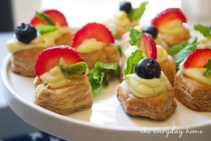 Cheesecake Bites by The Everyday Home  www.everydayhomeblog.com