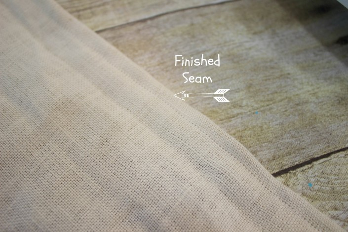 Creating a Finished Seam