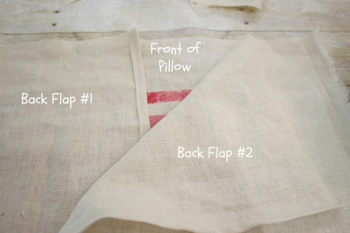 Creating an Envelope Pillow