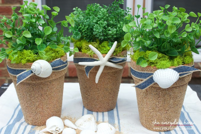 Decorating-Pots-with-Shells-by-The-Everyday- (2)