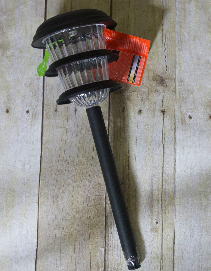 Solar Light Crafts by The Everyday Home  www.everydayhomeblog.com