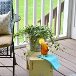 A Southern Porch Makeover