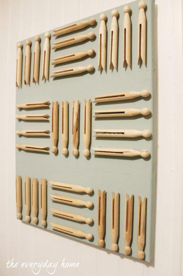 Laundry Room Art | The Everyday Home | www.everydayhomeblog.com