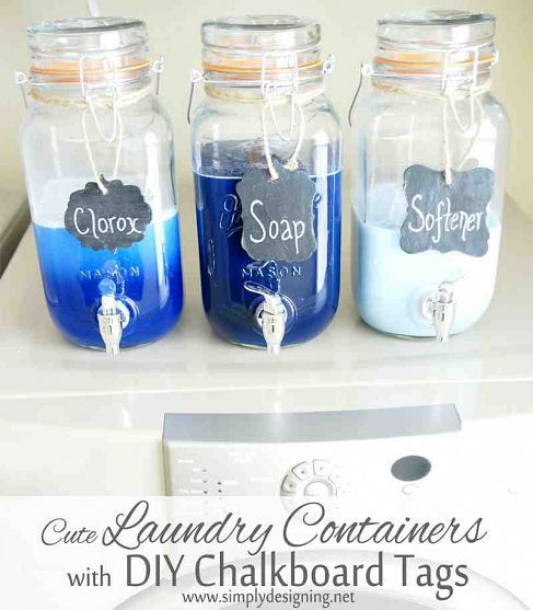 Laundry Containers