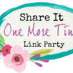 Share It One More Time Link Party #18