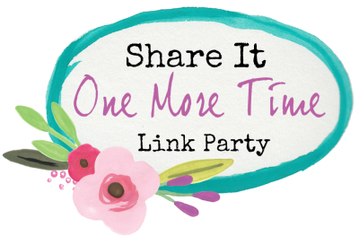 Share It One More Time Inspiration Party #29