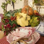 Traditional Fall Vignette