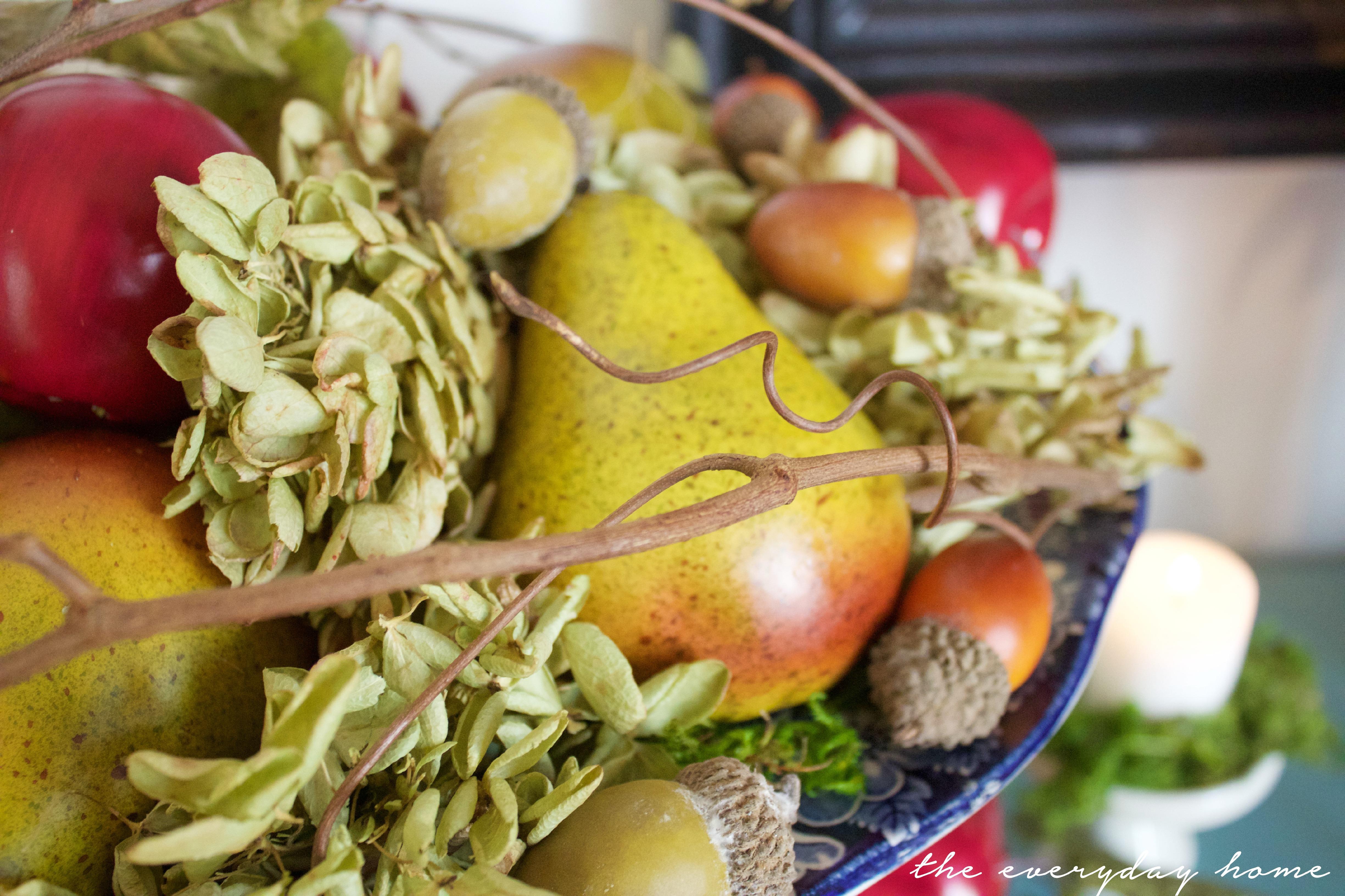 Farmhouse Harvest Platter | The Everyday Home | www.everydayhomeblog.com