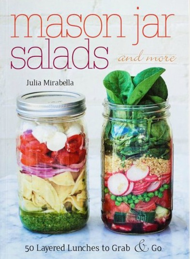 Mason Jar Salads Recipe Book |Ultimate Gift Guide for Mason Jar Lovers | The Everyday Home