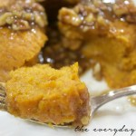 Sticky Pudding Pumpkin Cake