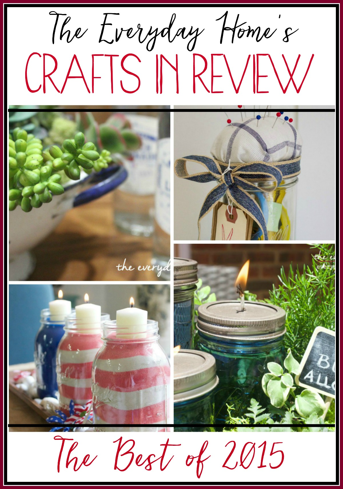 Home craft projects blog
