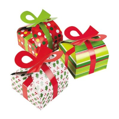 Festive Christmas Food Gift Boxes