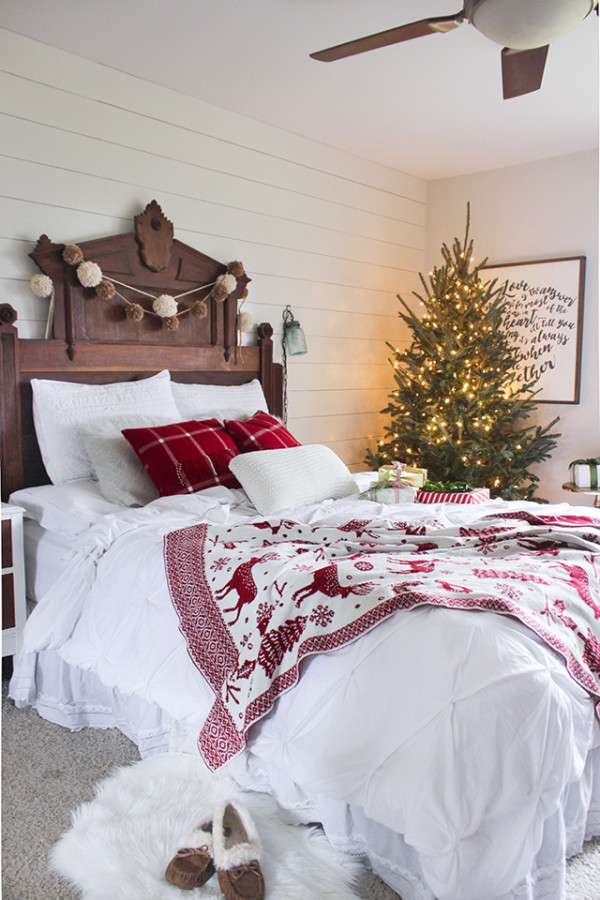 Christmas Tour of Homes | The Everyday Home| www.everydayhomeblog.com