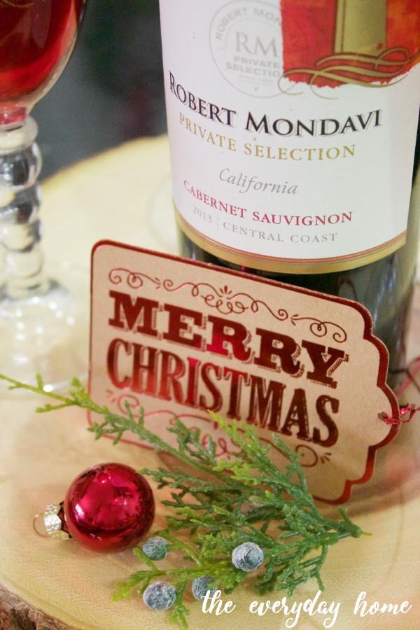 Merry Christmas Tag | The Everyday Home | www.everydayhomeblog.com
