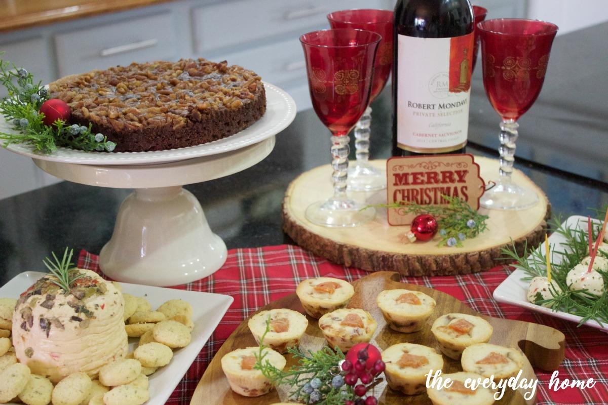 Easy Christmas Entertaining Ideas The Everyday Home
