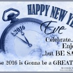 Happy New Year's Eve 2016