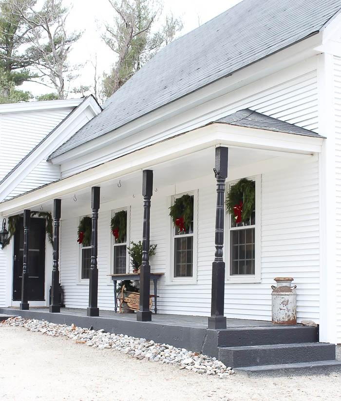 Christmas Tour of Homes | The Everyday Home | www.everydayhomeblog.com