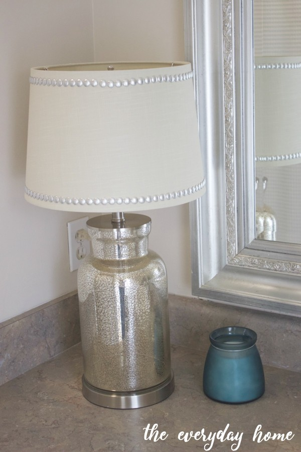 Bathroom Lamp | The Everyday Home