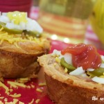 Chili Cheese Dog Cups