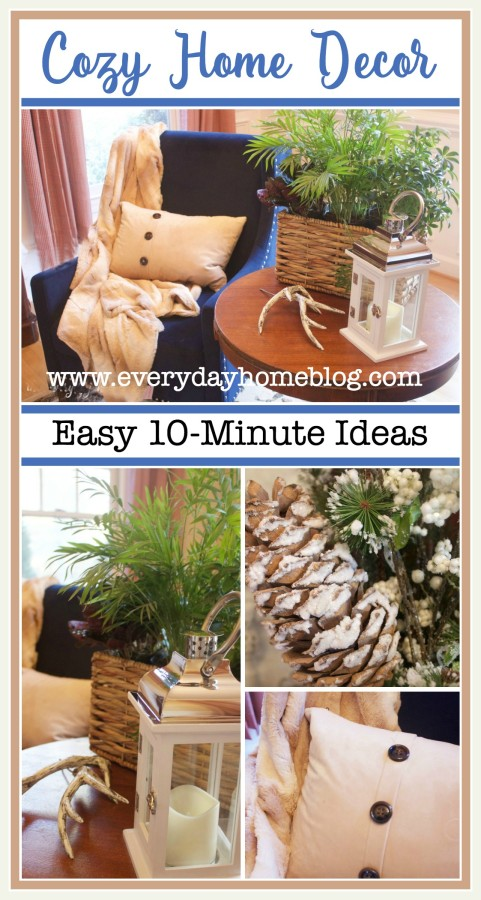 Cozy Winter Decor for Your Home | The Everyday Home