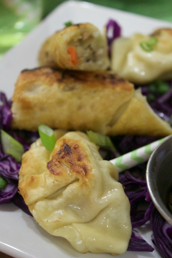 Eggrolls and Potstickers | The Everyday Home