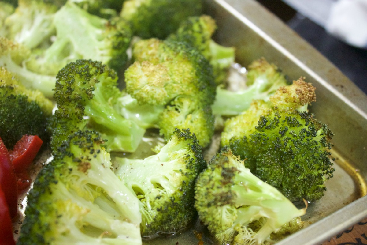Roasted Broccoli |The Everyday Home