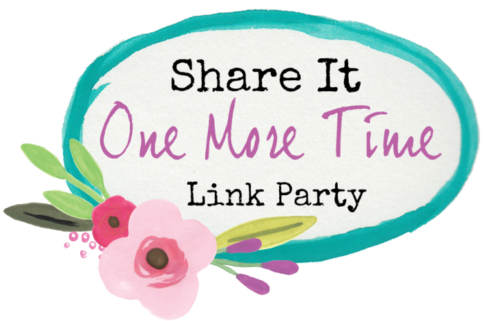 Share It One More Time Inspiration Party #31