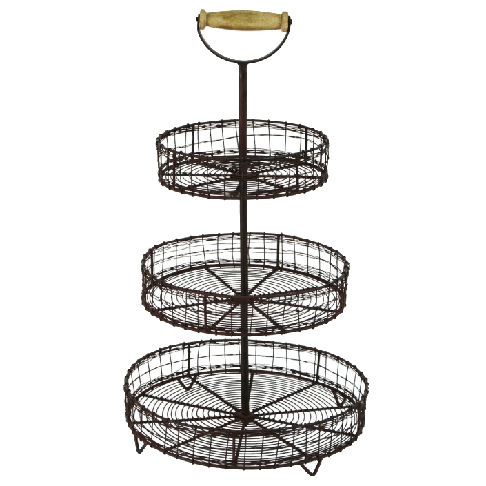 Metal 3-Tiered Stand | The Everyday Home