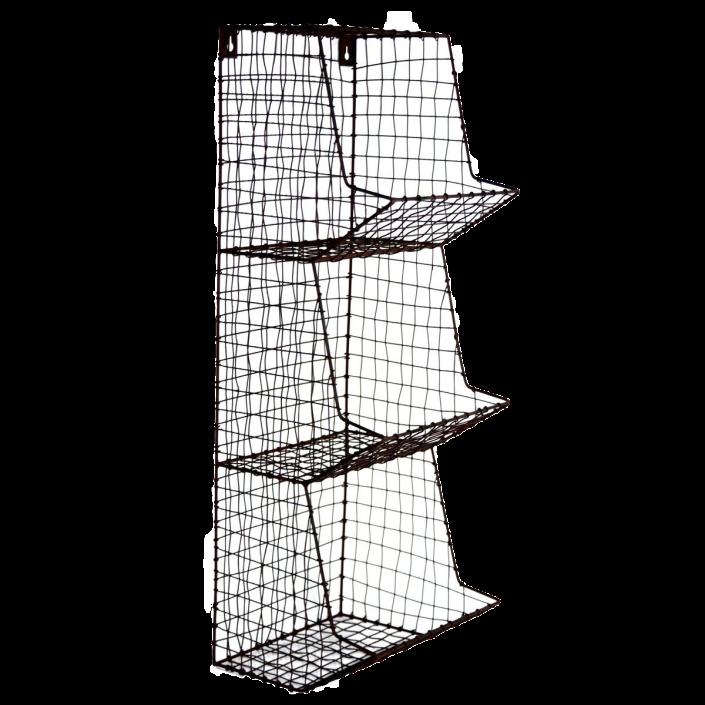 Vertical 3-Bin Rack | The Everyday Home