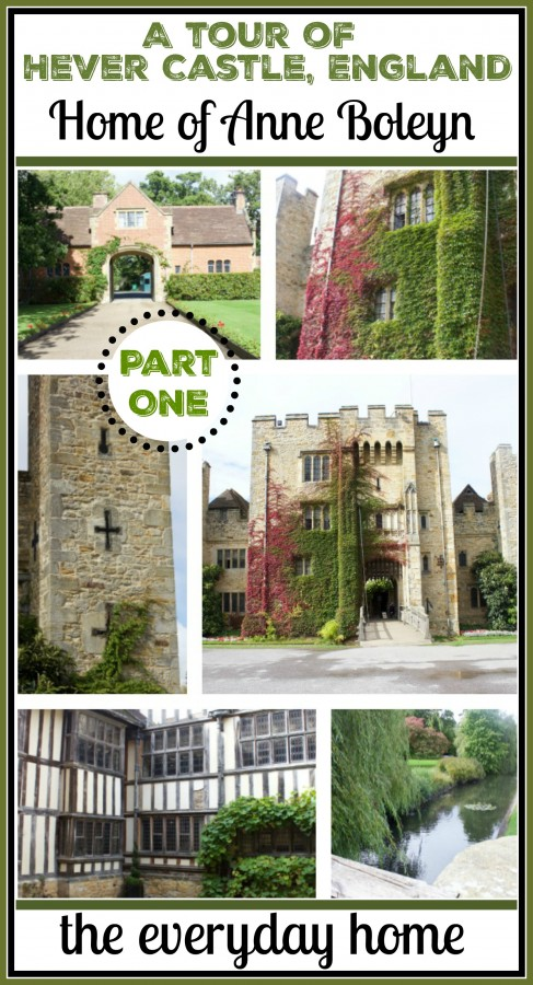 A Tour of Hever Castle | The Everyday Home